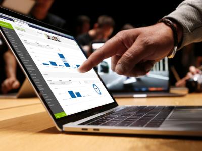 koomunika statistics dashboard