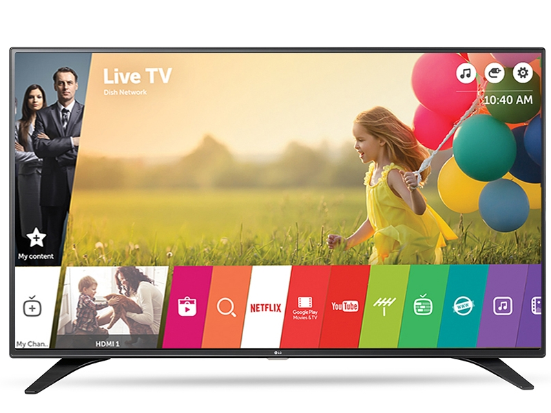 virtual multicast LG webos