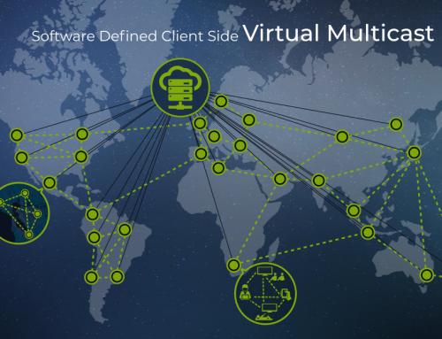 Virtual Multicast Definido por Software en el Lado del Cliente