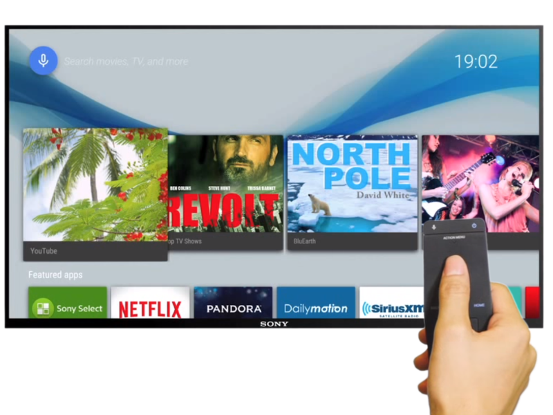 virtual multicast androidTV