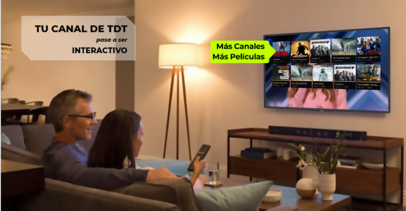 hbbt VOD tv on demand couple koovik